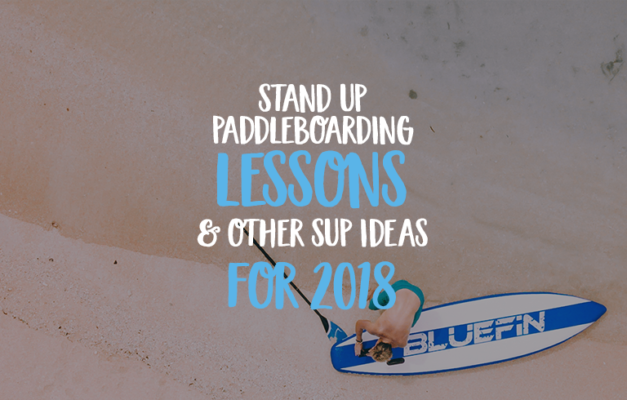 Bluefin Stand Up Paddleboarding lessons things to do with your SUP