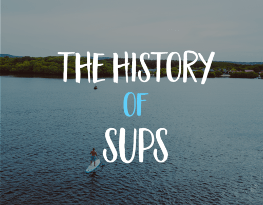 bluefin sup history