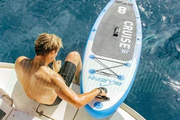 The best way to clean your SUP