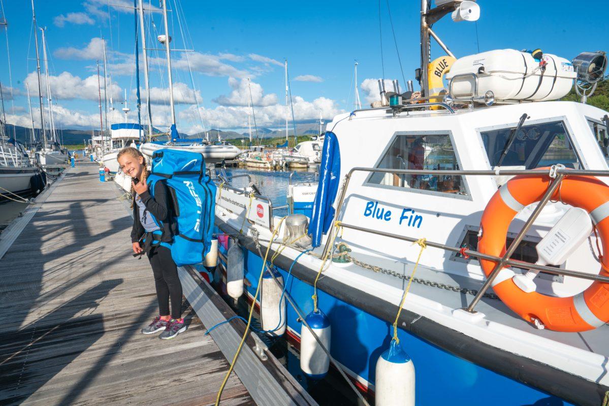 , La nostra opinione su Bluefin Cruise Junior: un Blog di Laura e Lexie