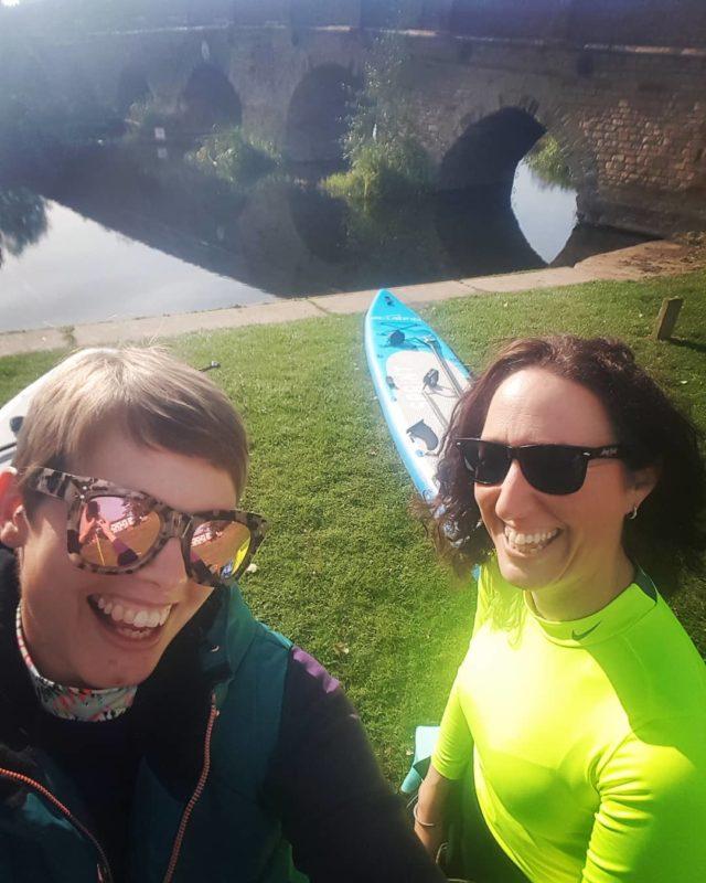 , Paddleboarding e Ansia: La Mia Terapia Fluviale