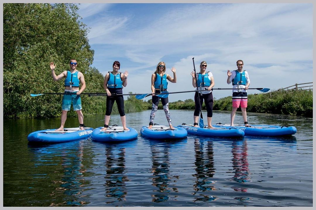 Where can you try out a Bluefin Paddleboard, Dove si può provare una Paddleboard Bluefin?
