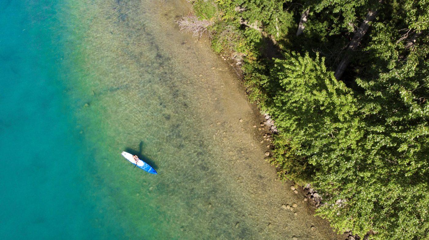 , Bucket-List Worthy Paddleboarding Spots in Western Canada By Kristen Alexis