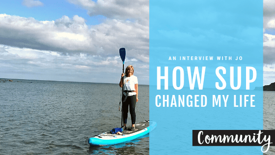 Bluefin how paddleboarding changed my life