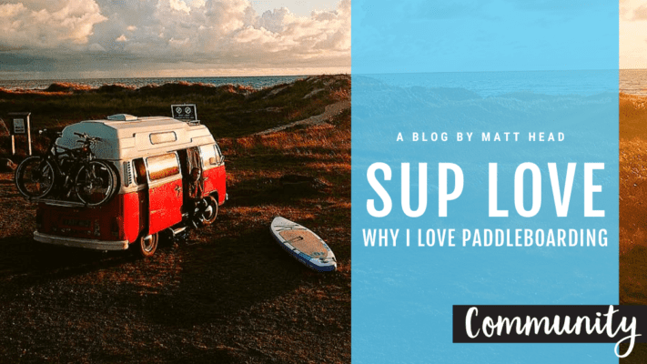 Bluefin why do i love paddleboarding
