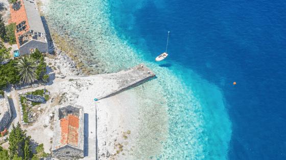 Paddleboarding Spots Around Croatia