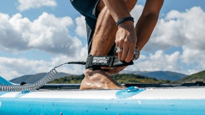 Bluefin sup safety