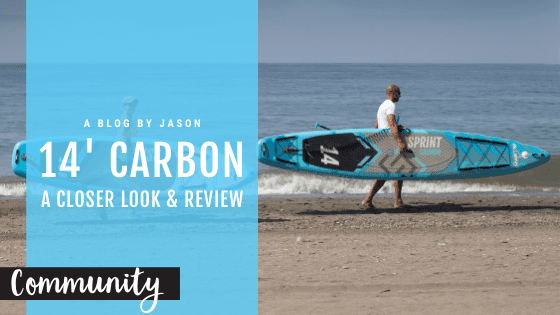 Bluefin sup review