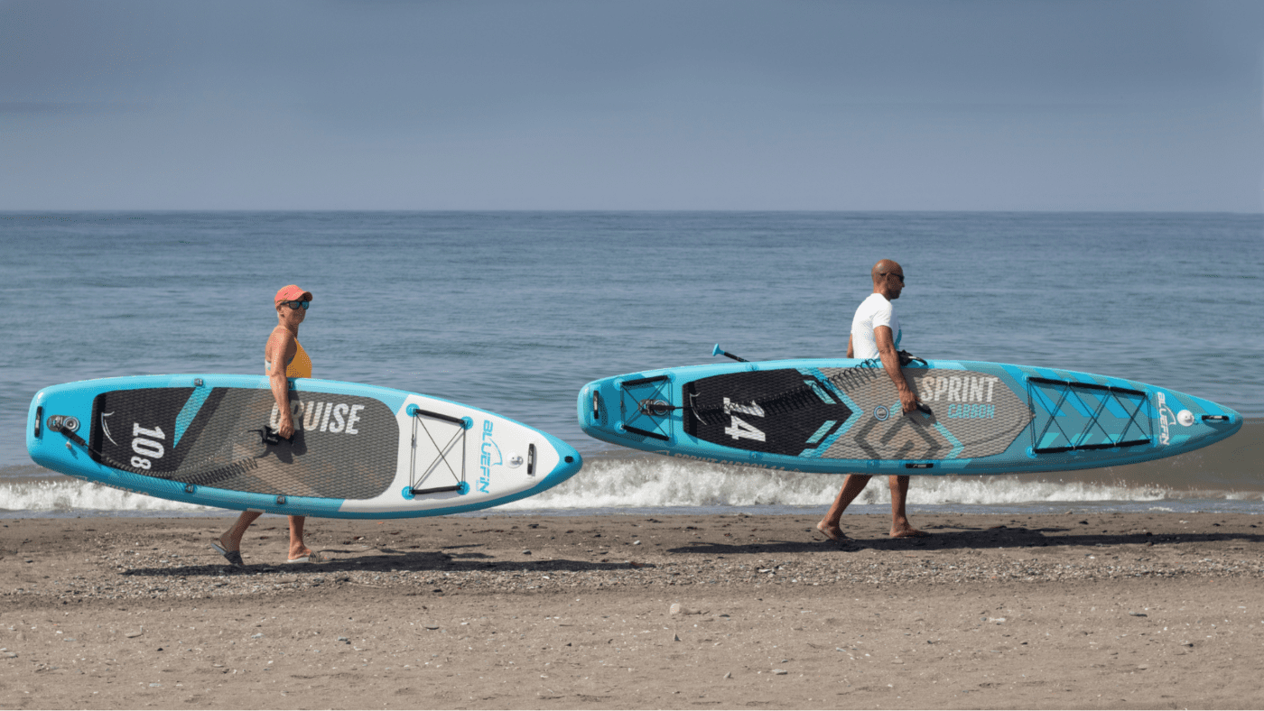 bluefin sprint carbon sup review