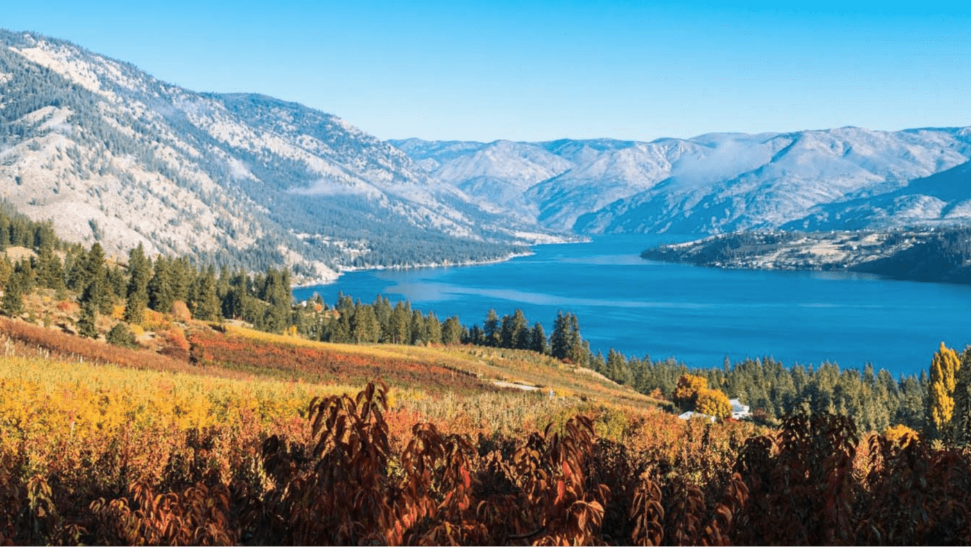 , SUP Spot: Washington State