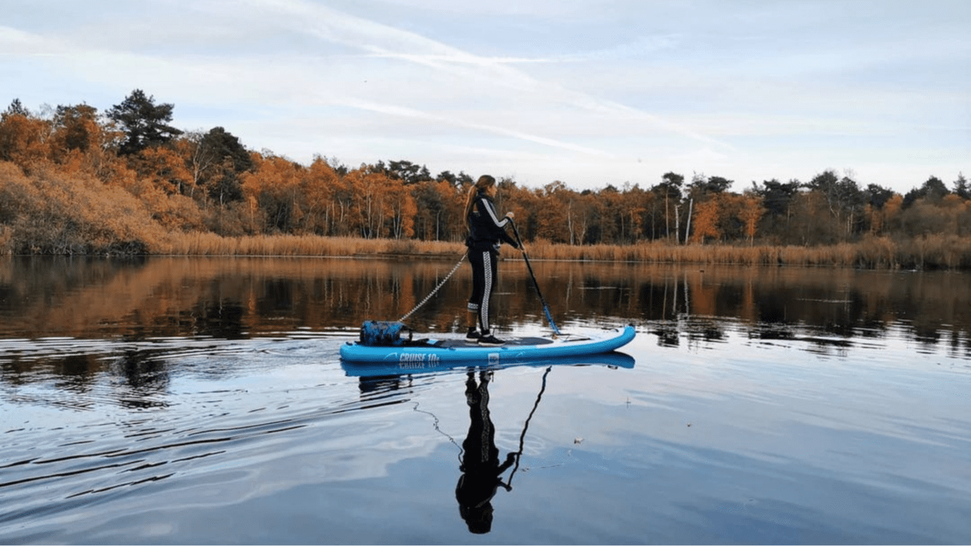 benefits of stand up paddle board