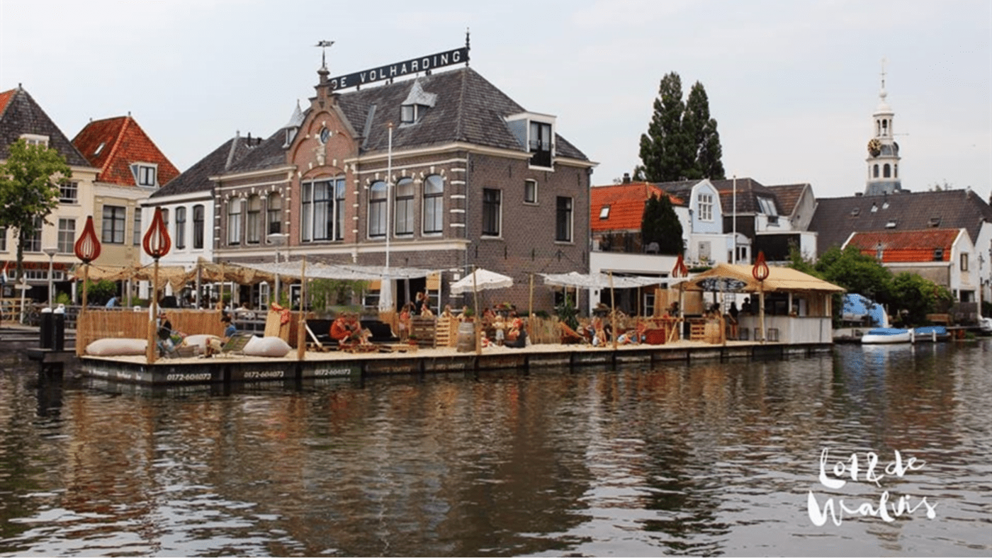 , My Bluefin SUP Itinerary in Leiden, Netherlands