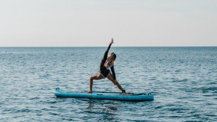 Bluefin yoga poses