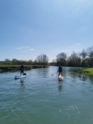 , The Thames Challenge PART 1